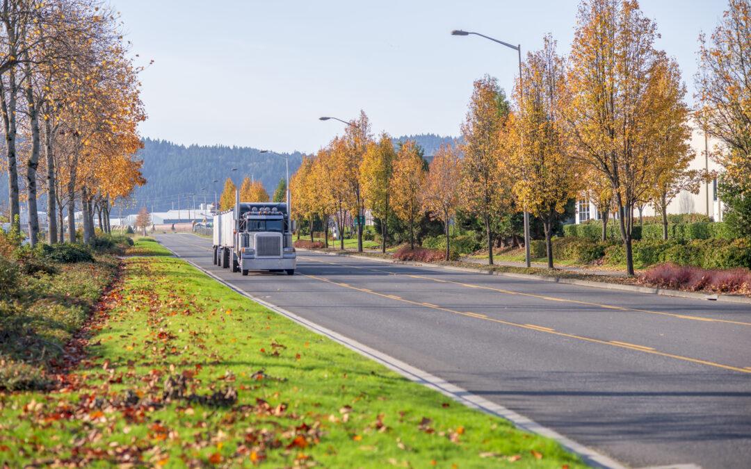 Heavy Truck Maintenance Considerations This Fall