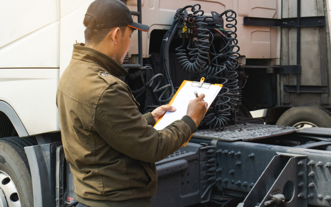 How To Train Drivers On Fleet Vehicle Inspections