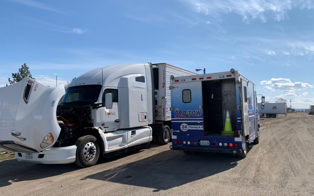 Motorplex & Pro-Tow Continue to Service Trucking Industry Amid COVID-19 Pandemic