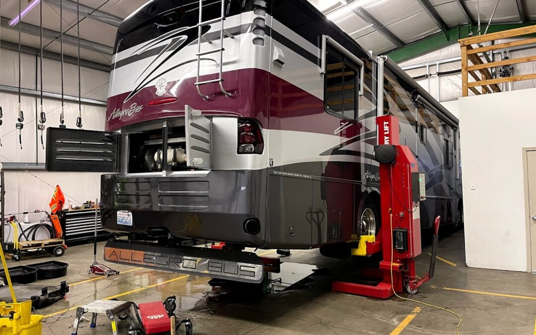 Maintenance Tips For RV Engines